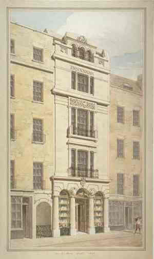 The 32 Ludgate Hill premises.