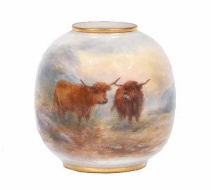 ROyal-Worcester-Vase