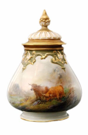 Royal-Worcester-Vase-and-Cover