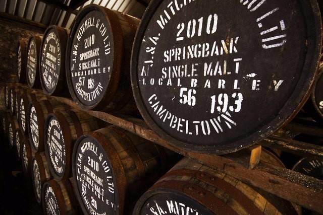 Cask Whisky