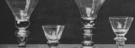 18th C Glass