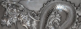 Chinese Export Silver
