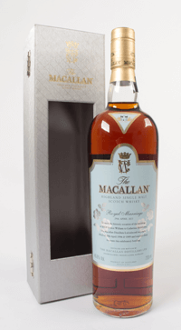 Macallan Royal Marriage William Catherine
