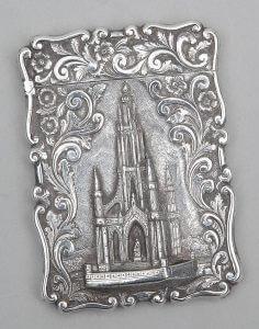Albert Memorial Silver