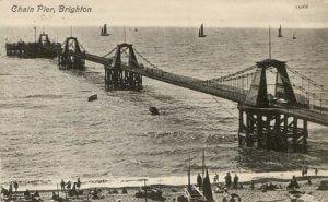 Chain Pier Brighton