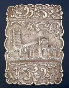 Exeter Cathedral Silver