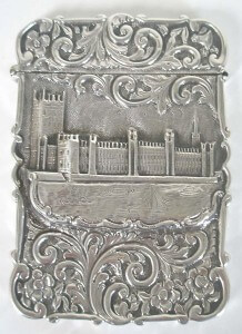 Houses of Parliament Silver