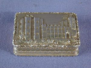 Kenilworth Castle Silver 1