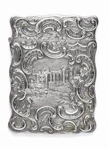 Kenilworth Castle Silver