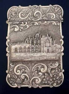 Melrose Abbey Silver