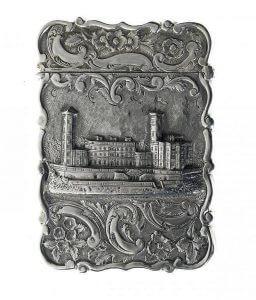 Osborne House Silver