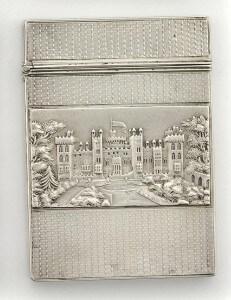 Warwick Castle Silver