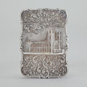 Westminster Abbey Silver