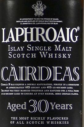 Laphroaig Worth 1