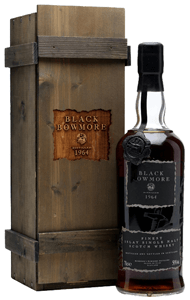 Where it all began.  The first edition of Black Bowmore from 1993.