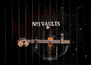 The No.1 Vaults at Bowmore - the oldest single malt whisky maturing warehouse still surviving.  This is where all of the Black Bowmore casks were matured.