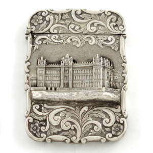 castle top silver sell