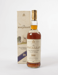 Macallan 18 Year Old 1968