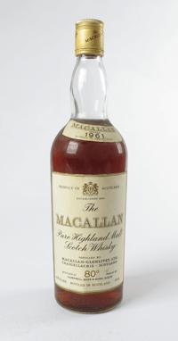 Macallan 1961