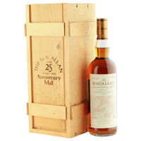 Macallan 25 Year Old 1971