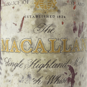 Macallan Whisky Worth 18 Year Old